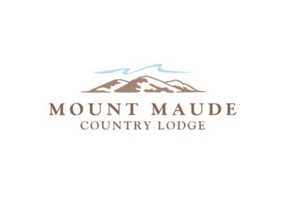 Logo Design Mount Maude