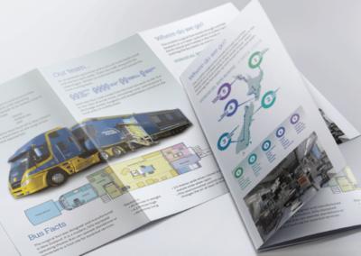 Print Design DL Brochure