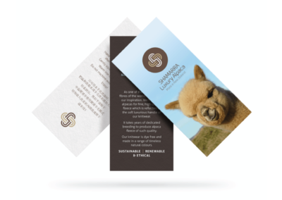 Print Design Product Tags