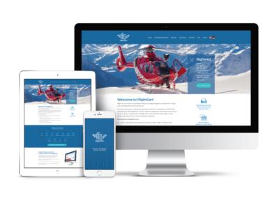 Web Design Flightcert