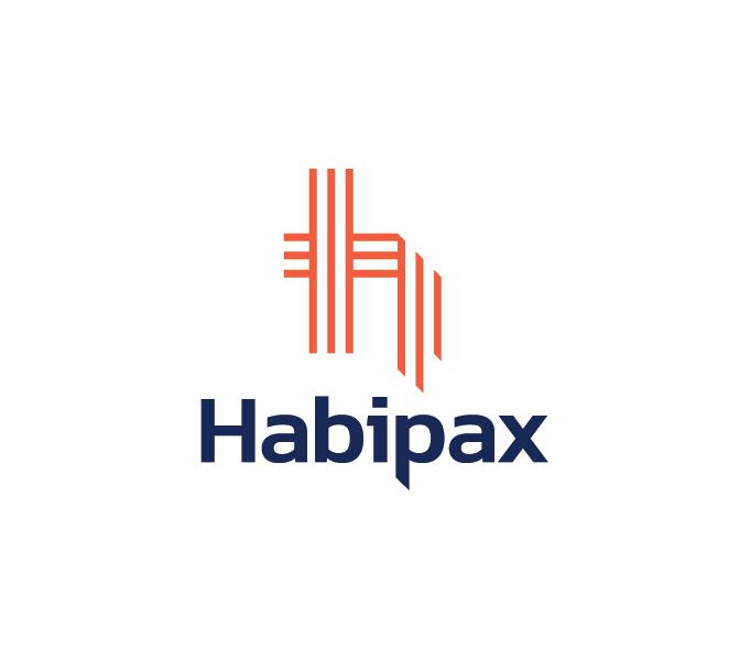 Clockwise Design NZ Manufacturer Habipax Logo Design Light