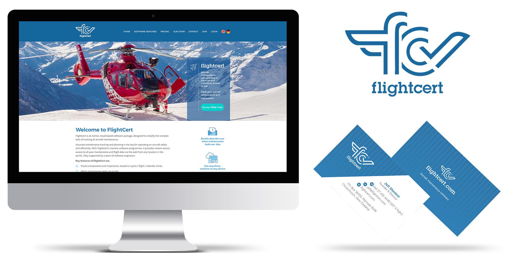 Clockwise Design Christchurch Identity Design for print and digital marketing