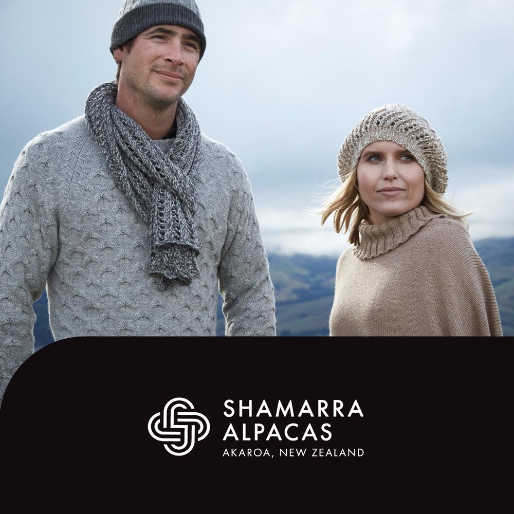Clockwise work sample Shamarra Visual Branding Design Link