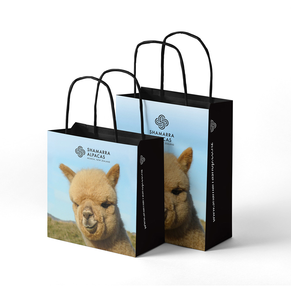 Shamarra Product POS Bag Design